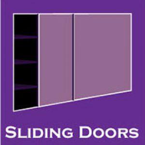 Sliding door selection